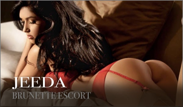 Latina Brunette Escort