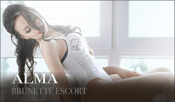 Petite Brunette London escort