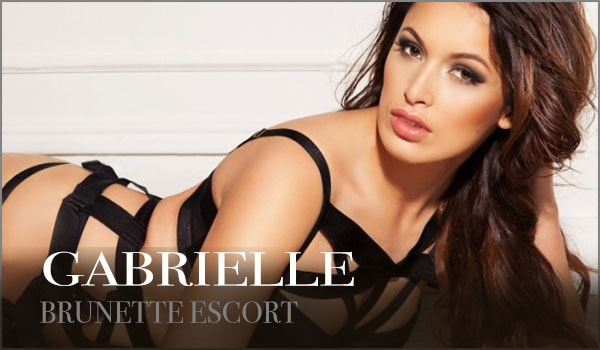 High Class Brunette London Escort