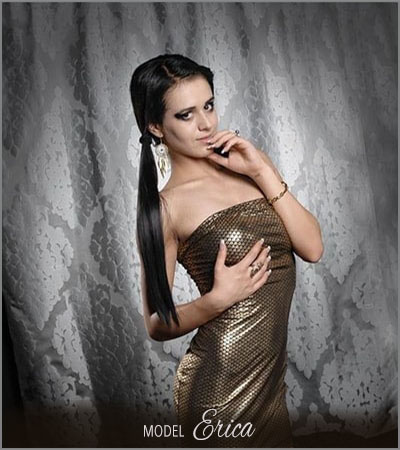 Exotic Brunette London Escort